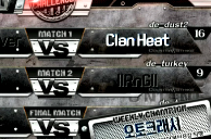 Clan Heat vs 오토크래시 3set