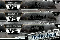 theNucleus vs 암덩어리3Set