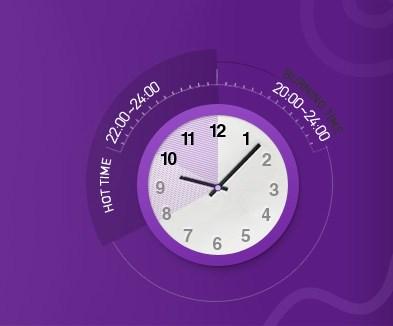 EVENT  2주년 기념 핫타임 삼품의 2주년을 축하합니다! 2주년 기념<br>핫&버닝타임!