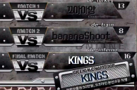 팀킬 vs KINGS 3Set