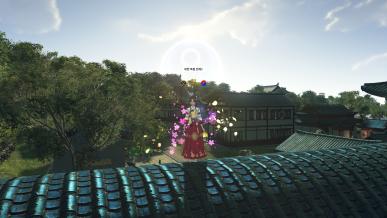 [광복절] 형호 소상집 우리집 지붕 위에서 대한 독립 만세!