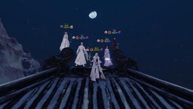 [광복절] 천봉회에서 밤하늘을 바라보며