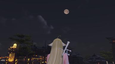 [추석] 보름달
