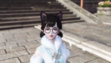 [화이트데이]안경소녀!