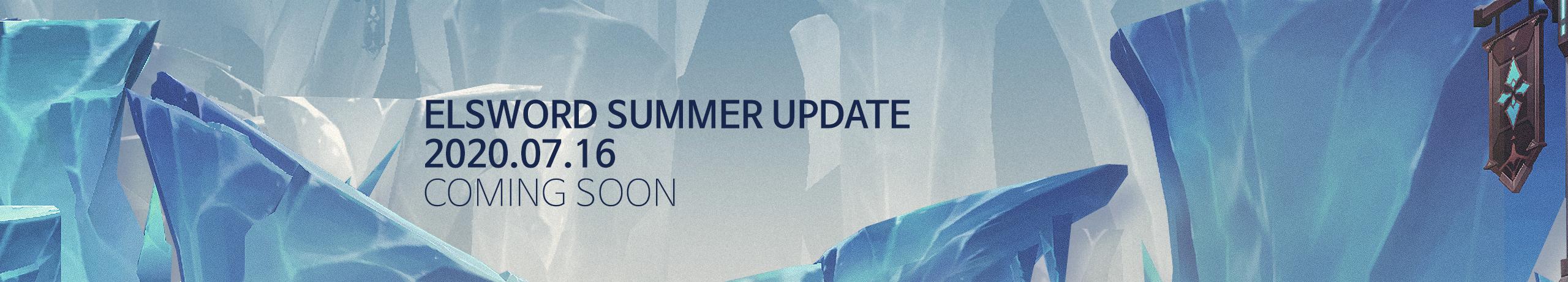 2020 SUMMER UPDATE