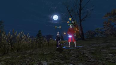 [추석] 보름달 보며 소원을..