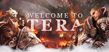 WELCOME TO TERA!