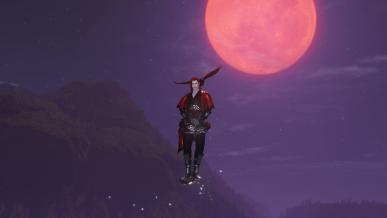 [정월대보름]천하-능천도 <빨간달~ 풍요로운 정원대보름 되세요~>