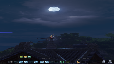 [추석] 밝은 보름달을 보며 즐추하길!!!