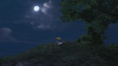 [무협] 달빛을 벗삼아