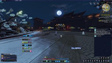 [정월대보름]보름달이다