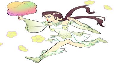 솜사탕 사매