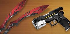 가장 사용해보고 싶은 클로저들의 무기는?