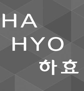 """엘소드 유튜브 """"HaHyo""""의 링크"""