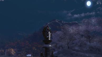 [명소]달빛아래 빛나는 소림