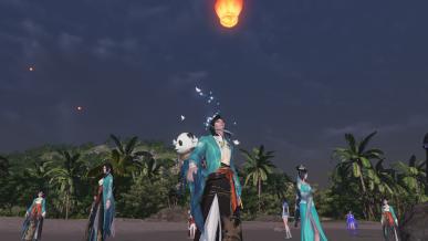 [추석] 기념일-풍등