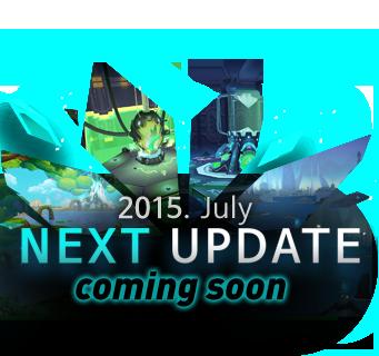 NEXT UPDATE(07/03~07/09)