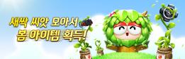 새싹 씨앗 조합 이벤트