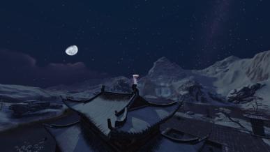 [화이트데이]진천의 밤하늘