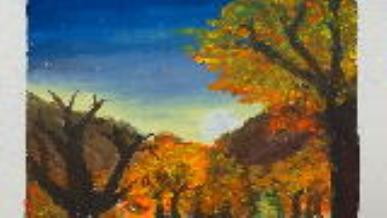 서해의 가을 밤하늘 ٩(๑❛ᴗ❛๑)۶