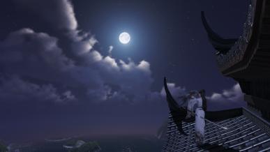[정월대보름] 이화도의 달